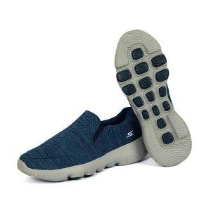 حذاء رجالي اسكيتشرز مرن و مريح – كحلي