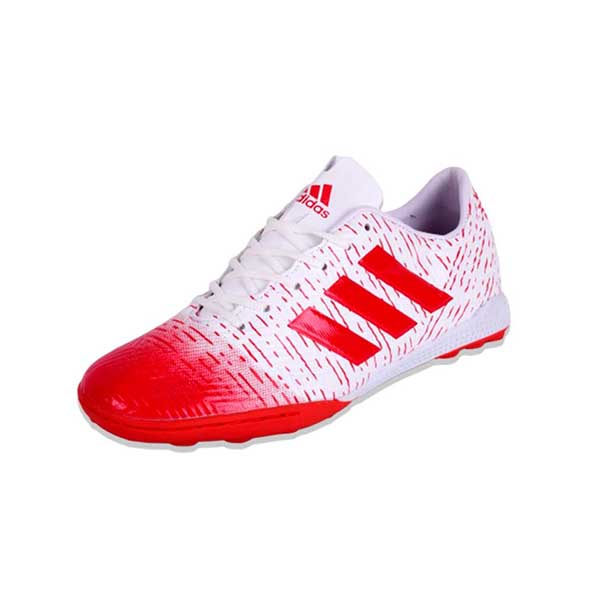 حذاء رياضي للكرة نعل ترتان - احمر