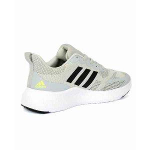 كوتشي رجالي - رصاصي - قماش - Adidas