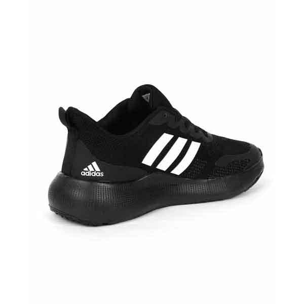 كوتشي رجالي - اسود - قماش - Adidas