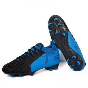 حذاء كرة رجالي استارز - اسود*ازرق