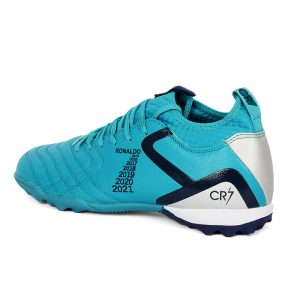 حذاء كرة رجالي ترتان - تركواز