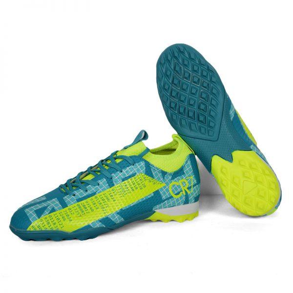 حذاء كرة رجالي ترتان - لبني*اخضر