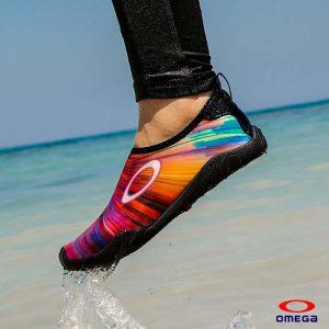 حذاء بحر حريمي - سنتيتك - احمرفوشيا