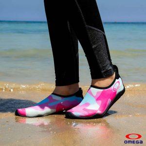 حذاء بحر حريمي - سنتيتك - بينك*لبني