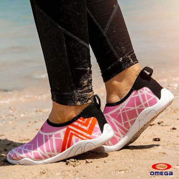 حذاء بحر حريمي - سنتيتك - فوشيا