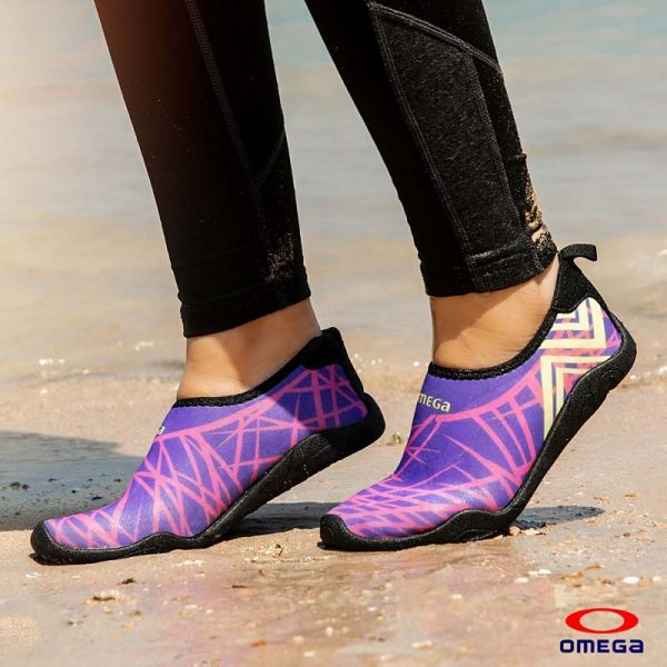 حذاء بحر حريمي - سنتيتك - موف