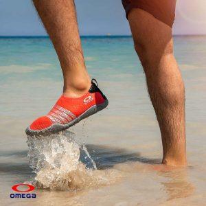 حذاء بحر رجالي - سنتيتك - احمر