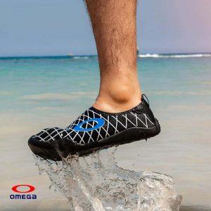 حذاء بحر رجالي - سنتيتك - اسودازرق