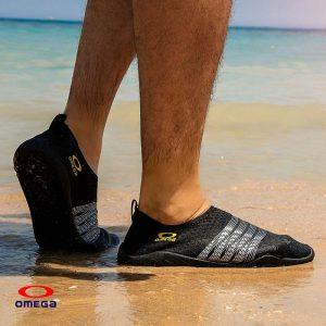 حذاء بحر رجالي - سنتيتك - اسود