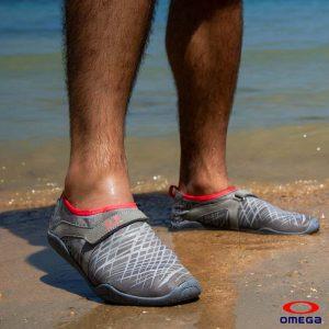 حذاء بحر رجالي - سنتيتك - رصاصي