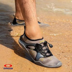 حذاء بحر رجالي - سنتيتك - كافيه